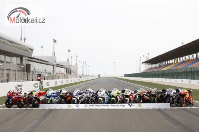 Jezdci Grand Prix obrazem