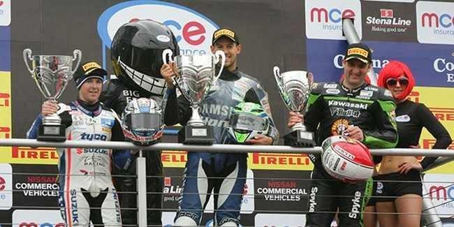V Brands Hatch pouze jeden závod