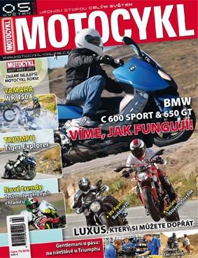 Motocykl 5/2012