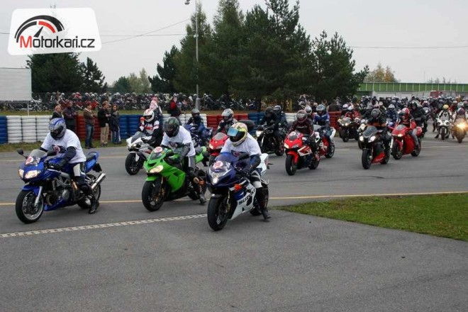Zahájení sezony na Masarykovì okruhu: Moto Show Jaro