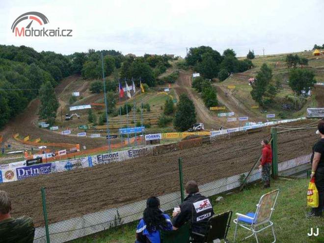 Motokrosový šampionát zaèíná ve Vranovì