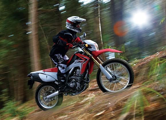 Honda CRF250L - další fotky a detaily