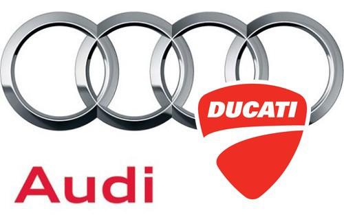Audi dnes kupuje Ducati
