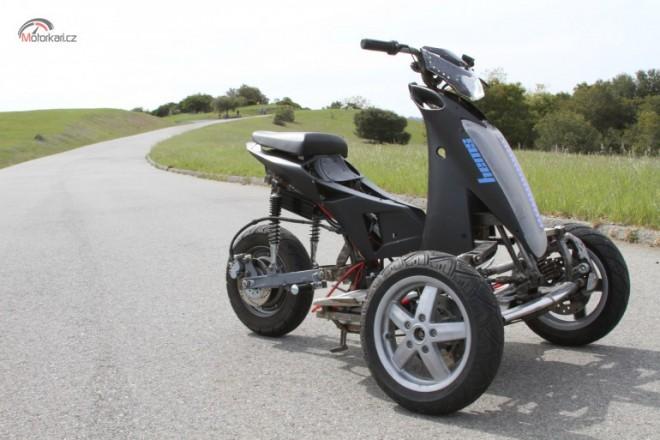 Prototyp Sway Motorsports 3