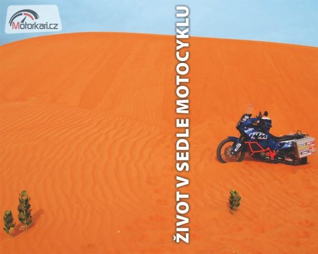 Vernisáž - Život v sedle motocyklu