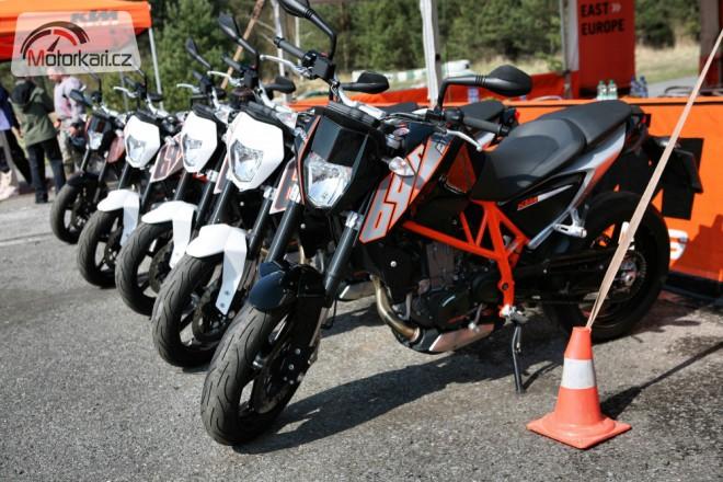 KTM a Husaberg Festival právì zaèíná
