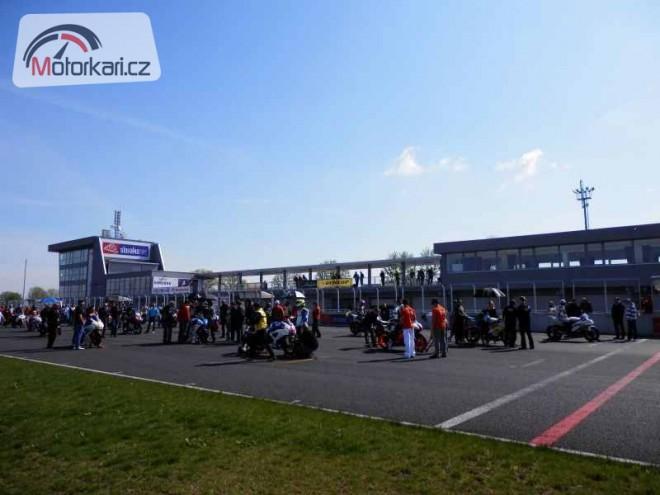 Slovakiaring zahájil letošní domácí sezonu