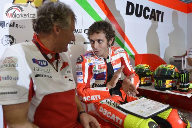 Ducati: P�ijde v Jerezu zlom?
