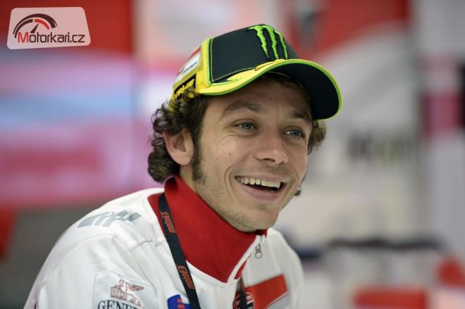 Rossi nemyslí na pøedèasný odchod od Ducati