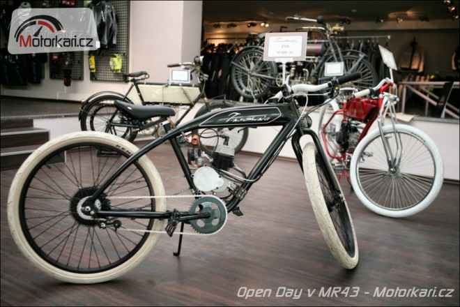 Nová prodejna MR43 zve na Open Day