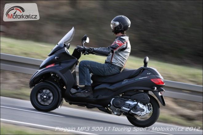 Piaggio MP3 500 LT Touring Sport