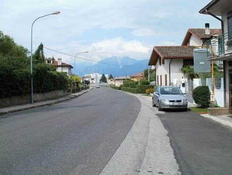 San Daniele del Friuli, na kafíèku.
