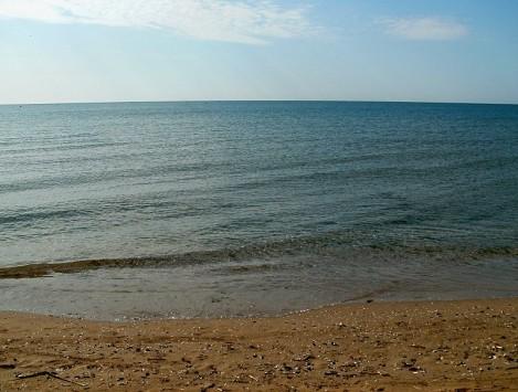 Pláž Cavallino.