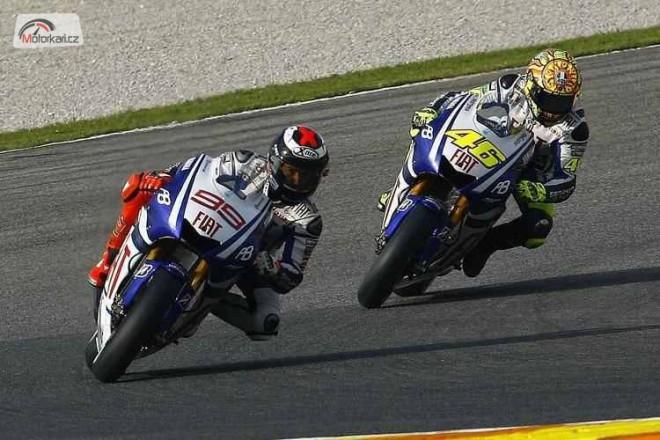 Lorenzo nen� proti n�vratu Rossiho