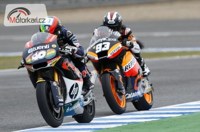 Marquez: N�vrat na obl�benou tra�