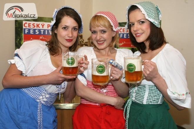 Èeský pivní festival v Praze