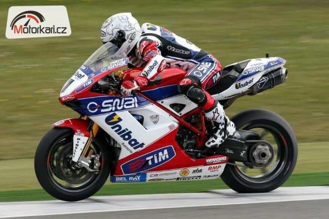 Checa: Monza bude pro Ducati hodnì tìžká