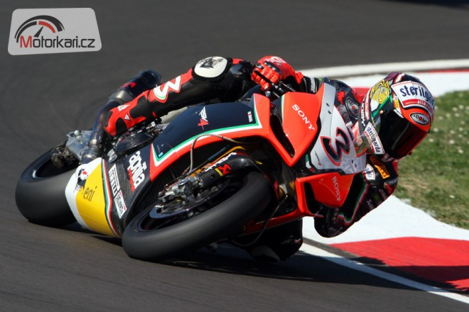 Biaggi: Monza je okruh pro RSV4