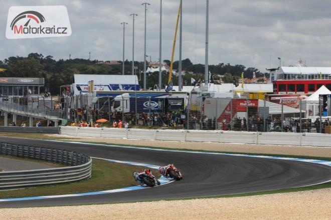 Ohlasy jezdcù po závodu v Portugalsku
