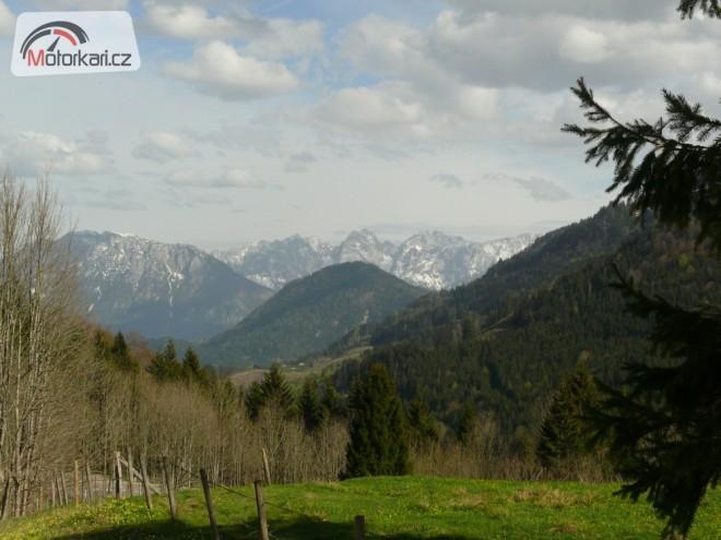 Ètyødenní jízda jižním Bavorskem