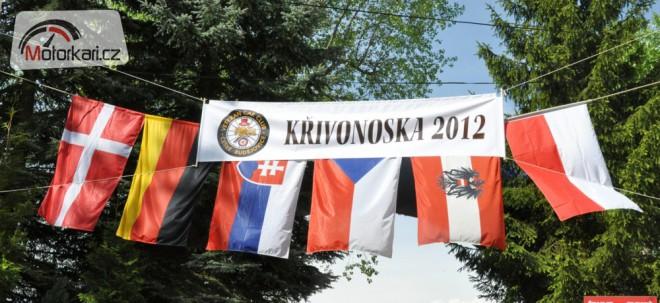 Veteran rallye Køivonoska 2012