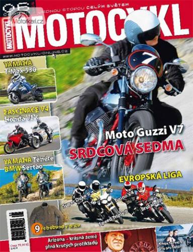 Motocykl 6/2012