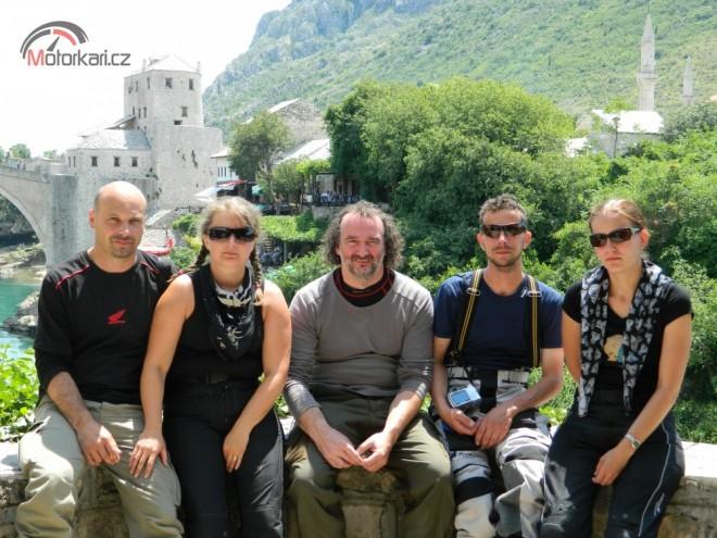 Montenegro a vyj��ka do Alb�nie 2011