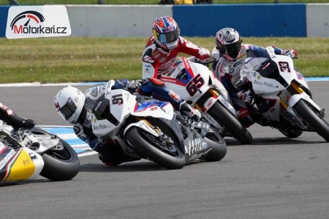 Názory z britského superbikového podia