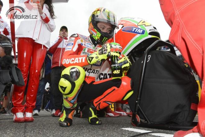 Italovi se zdaj� b�t z�vody MotoGP v porovn�n� s WSBK nudn�!