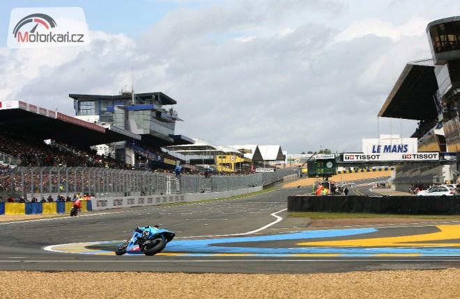 Ètvrtá GP sezony - Velká cena Francie