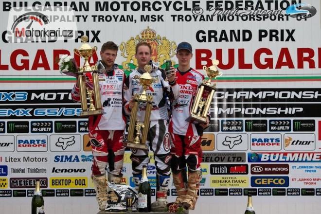 Michek: První triumf v GP se rodil v bolestech