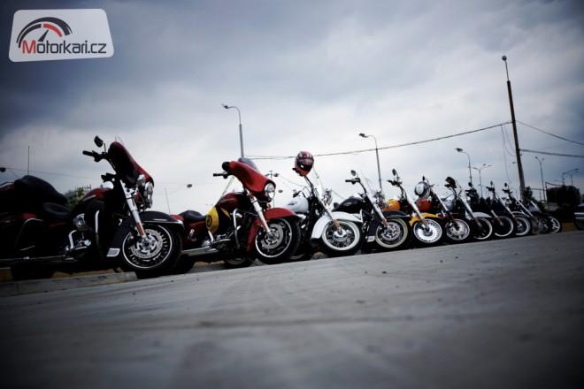 Demo Truck Harley-Davidson putuje po Èechách
