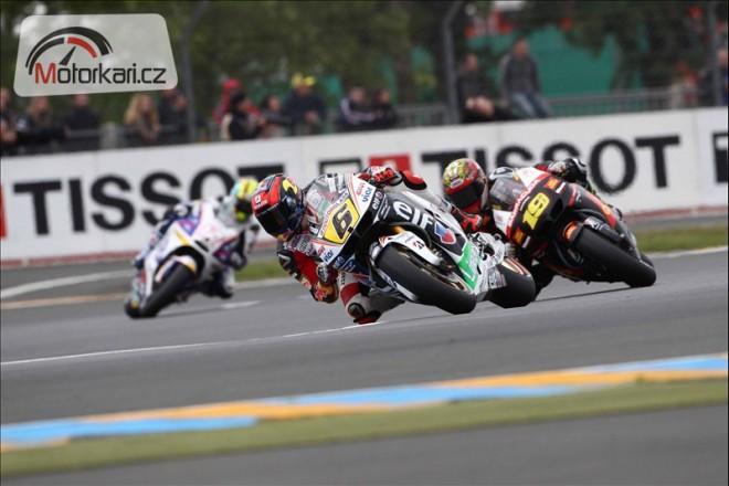 GP Francie - sobota v Le Mans