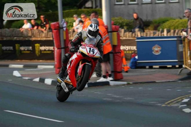 Favorité TT Isle of Man 2012