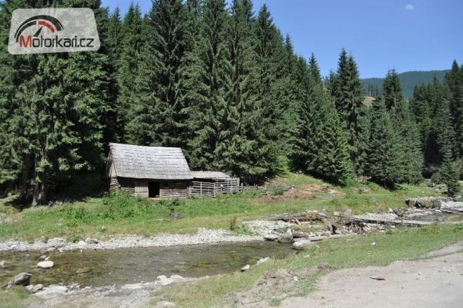 Rumunsko 2011: Rodinná cesta