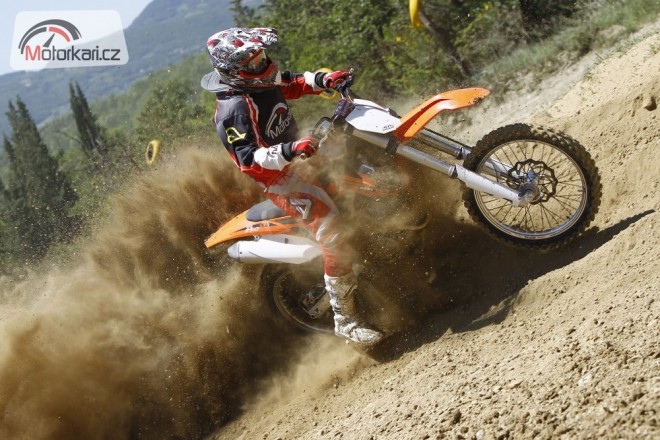 Oranžové offroady 2013 pøedstaveny v Umbrii