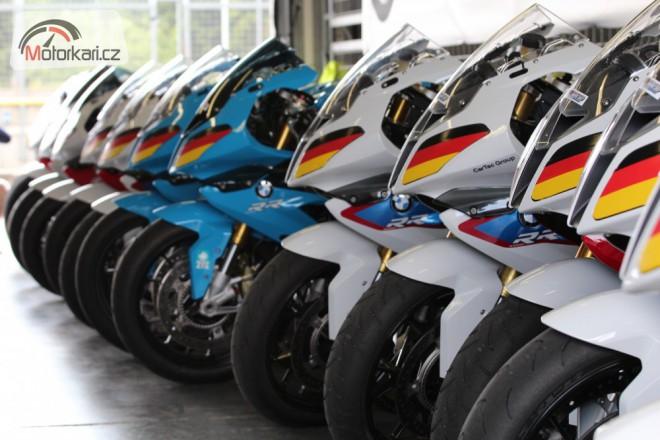 Premiéra BMW RR days v Brnì vyšla na jednièku