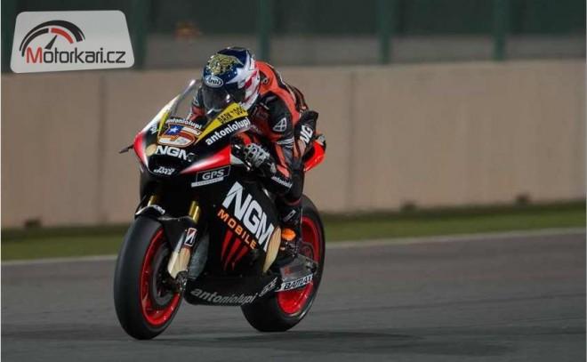 Edwards se vrac� do sedla motocyklu