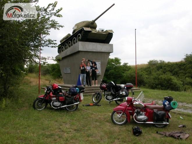 Maïarsko 2004: Na Jawách k Balatonu