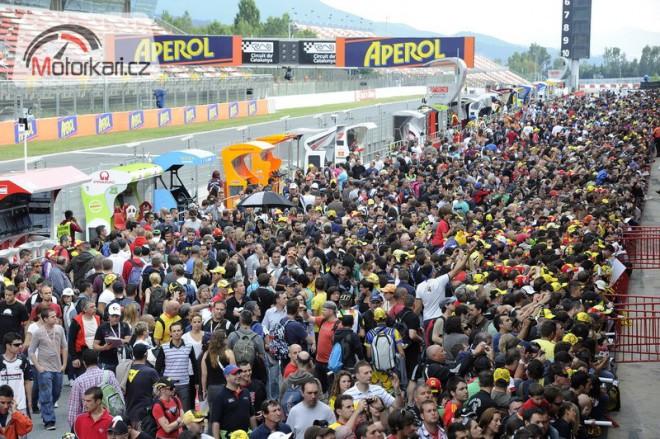 Pátá GP sezony - Velká cena Katalánska