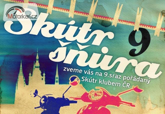 Motorkáøi.cz zvou na Skútršòùru