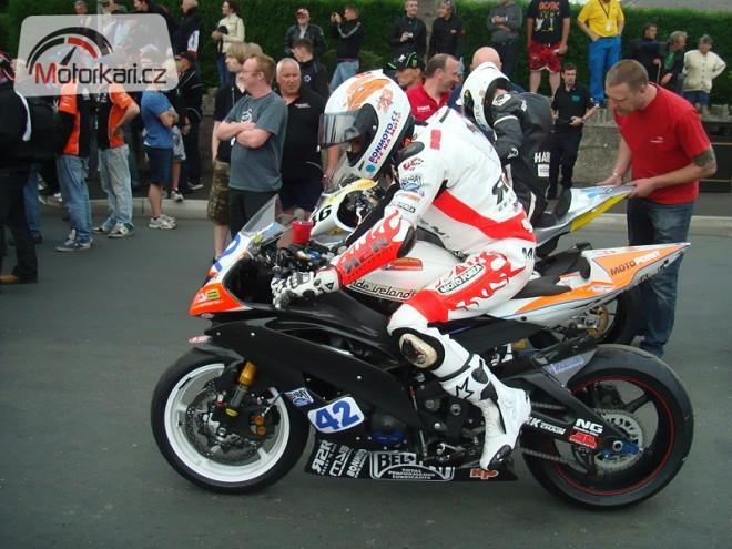 Tøetí report z TT Isle Of Man 2012
