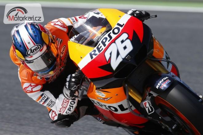 Repsol Honda do Aragonie testovat nepojede