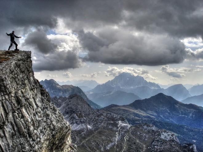 Nádherná dovolená v Alpách 2009