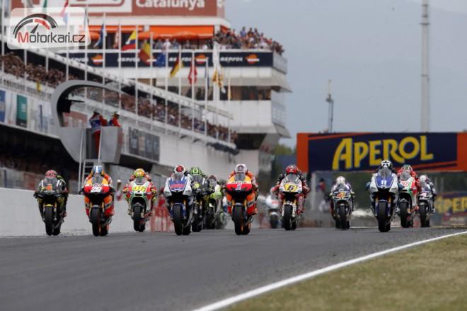 V Aragonii testovali jezdci MotoGP