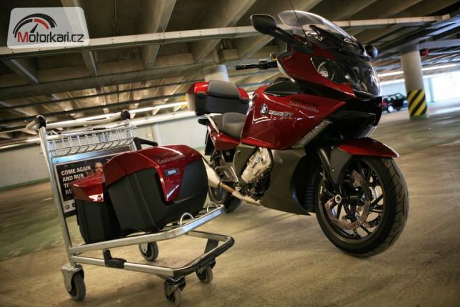 Výbava motorkáøe: balíme na dovolenou