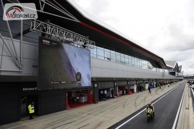 Šestá GP sezony - Velká cena Velké Británie