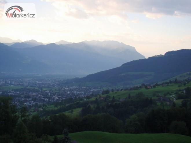Švýcarsko 2011