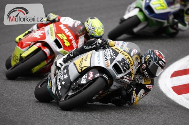 Boj v Moto2 jde do dalšího kola