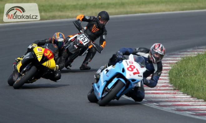 Racetrack - s námi jste nejrychlejší i na motorce